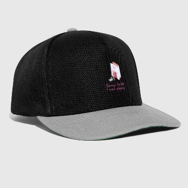 Shopping Delay Shopping Shopping Shopping Gift - Snapback Cap