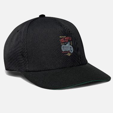 Two-wheeled TWO WHEELS - Snapback Cap