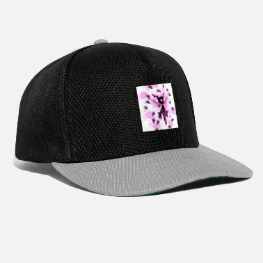 Cartoon character - Snapback Cap