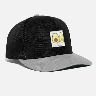 Lets Avocuddle - Valetines Gift Idea For her / him - Snapback Cap