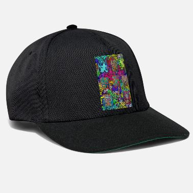 Pop graffiti 37 new 25 - Snapback Cap