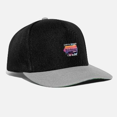 Male Friend Or Female Friend Griffith Observatory Los Angeles t-shirt design - Snapback Cap