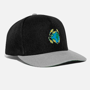 65faa50dd38 World War 3 world war nuclear war world end war atombomb - Snapback Cap