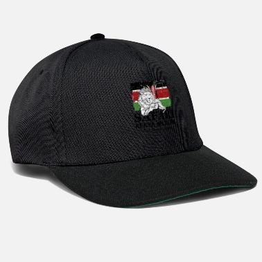 Wildlife Lion - Safari Kenya Wildlife - Cappello snapback