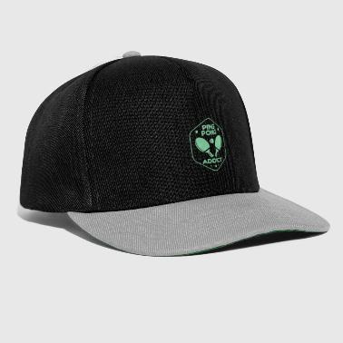Table Tennis Paddle table tennis - Snapback Cap