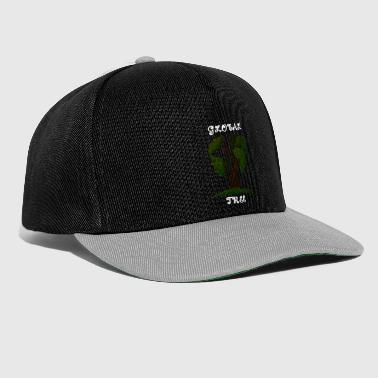 Global Global Tree - Snapback cap