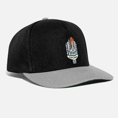 Long Columbia Space Shuttle - Snapback Cap
