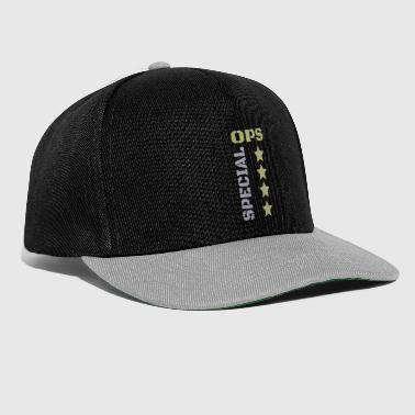 SPECIALE OPS - Snapback cap