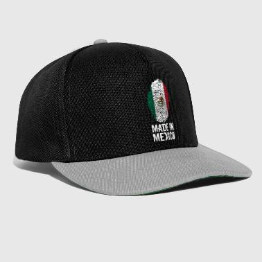 Made In Mexico / Mexique / México - Casquette snapback