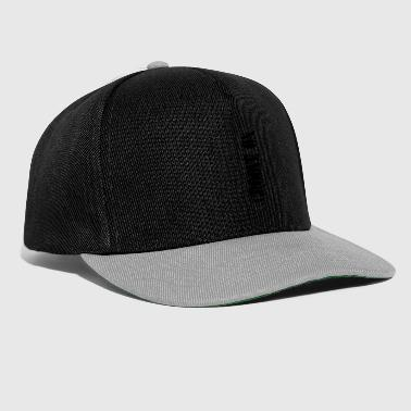 Old School Rap Text Groove on - Snapback Cap