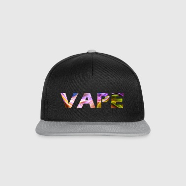 vape steam - Snapback cap
