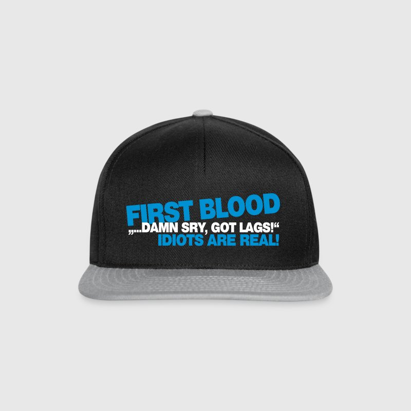 First Blood - Lags - Snapback Cap