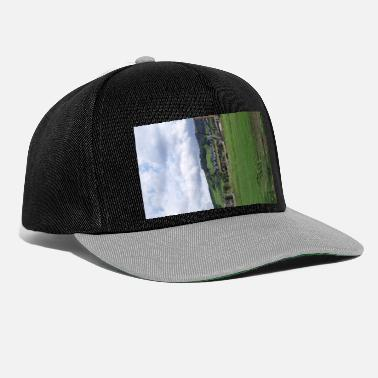 Meadow Green meadow - Snapback Cap
