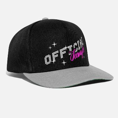 Teenager VIRALLINEN TEENAGERI - Snapback-lippis
