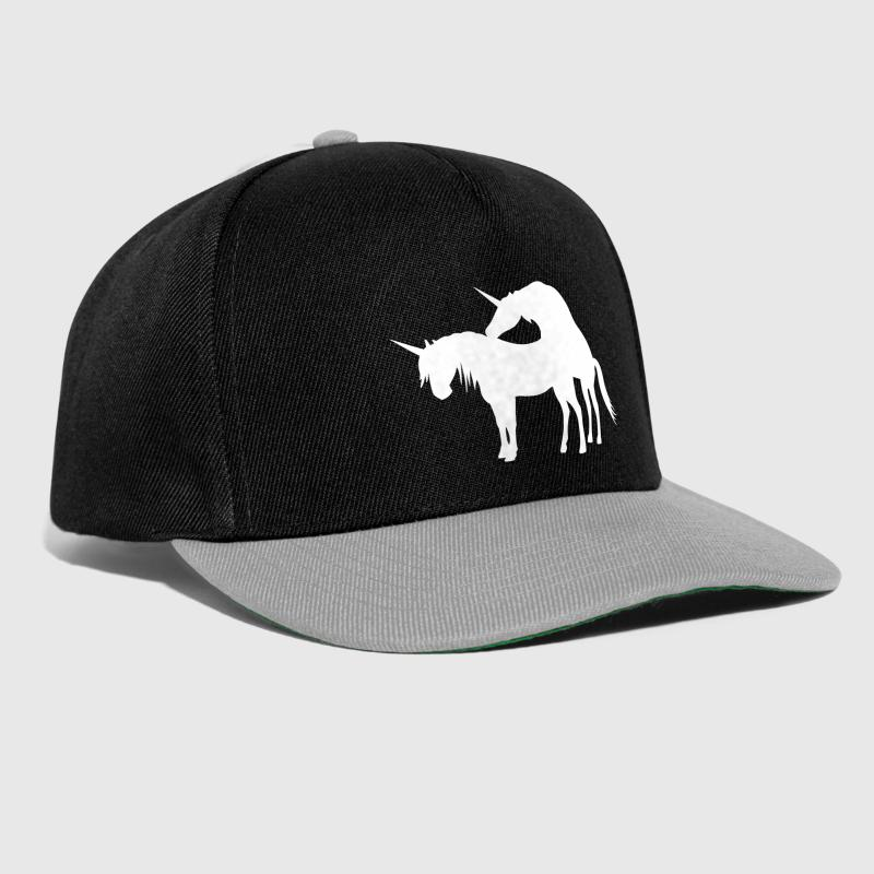 Unicorns (unicorno) Make Love - Snapback Cap