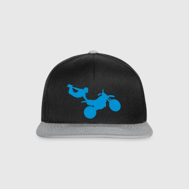 motorcycle12 cross freestyle moto1 - Casquette snapback