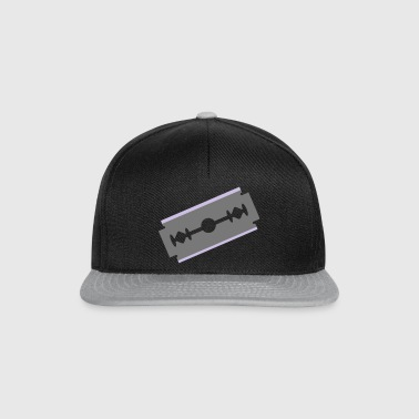 section de coupe Lame de rasoir coupe 2c - Casquette snapback