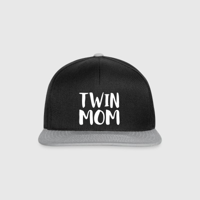 TWIN MOM - Casquette snapback