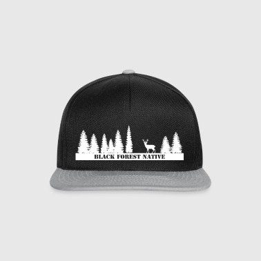 Black Forest Native - Snapback Cap