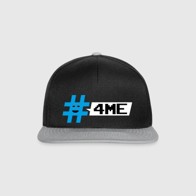 # For me - Snapback Cap