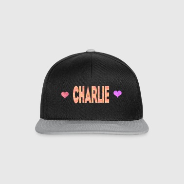 Charlie - Casquette snapback