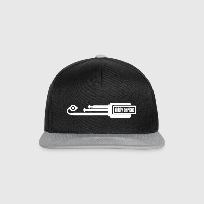 white pipes - Snapback Cap