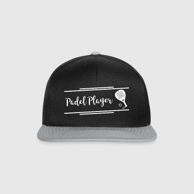 Padel Player - Casquette snapback