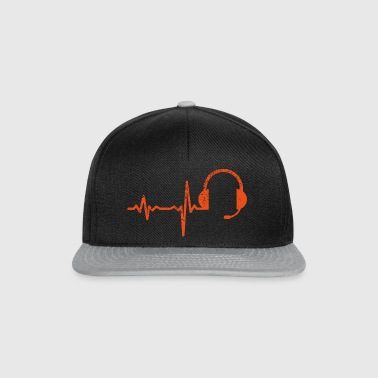 Cadeau Heartbeat Call Center - Casquette snapback