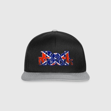 Red Neck - Casquette snapback