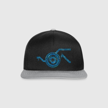 Hacking Butron! Cacca! - Snapback Cap