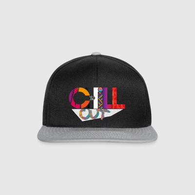CHILL OUT - Gorra Snapback