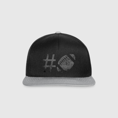#FOOTBALL - Casquette snapback