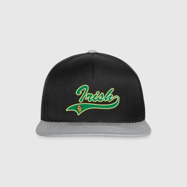 IRISH - Snapback Cap