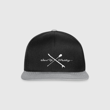 Stand Up Paddling - Cross - Snapback Cap