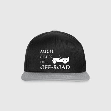 Nur Off-Road - Snapback Cap