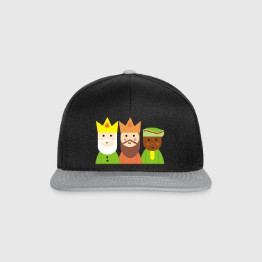 Holy 3 Kings - Snapback Cap