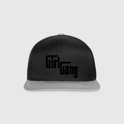 Jente Gang - Partnerlook T-skjorte gave - Snapback-caps