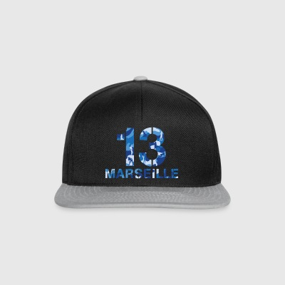 Marseille Military Girl Sexy - Snapback Cap