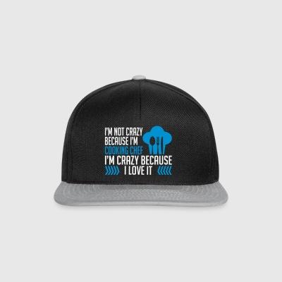 casquettes et bonnets cuisine commander en ligne spreadshirt. Black Bedroom Furniture Sets. Home Design Ideas