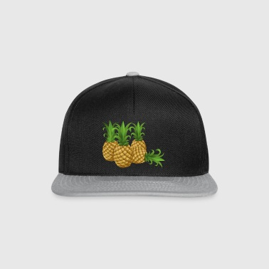 ananas - Casquette snapback