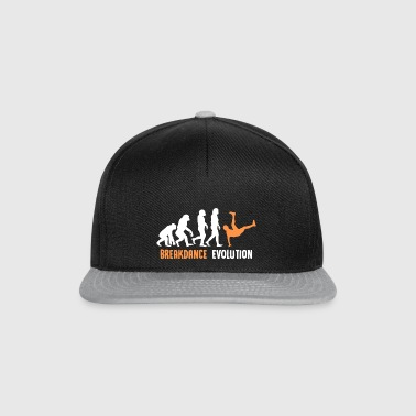++ ++ Breakdance Evolution - Snapback cap