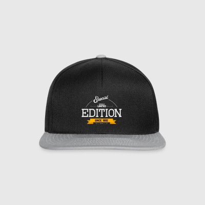 Birthday - Special Limited Edition Since 1992 - Snapback Cap