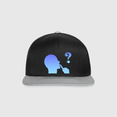 thought - Snapback Cap