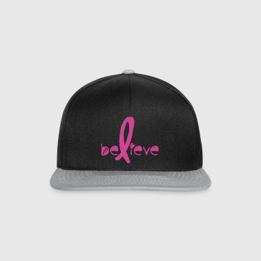 Geloof Cancer Fight - Snapback cap