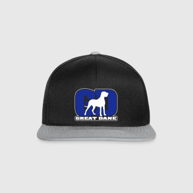 GREAT DANE GD - Snapback Cap