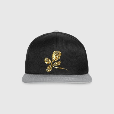 gold Rose - Snapback Cap