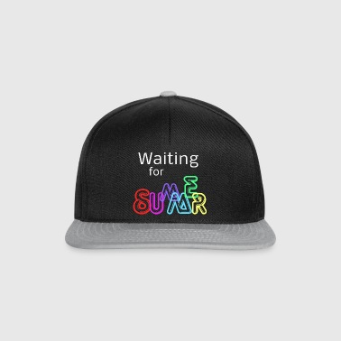 Waiting for Summer - Snapback Cap