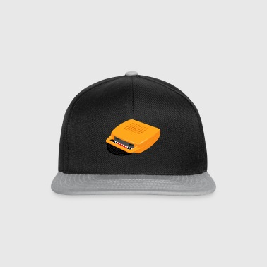 mange disque old school Dj - Casquette snapback