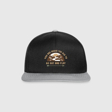 Go Out And Play - Casquette snapback