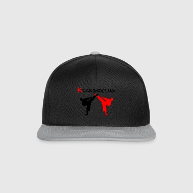 Kickboxer Fight MMA Shadow Muy Thai - Snapback Cap